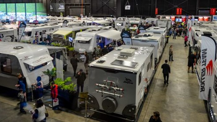 How to survive the motorhome show